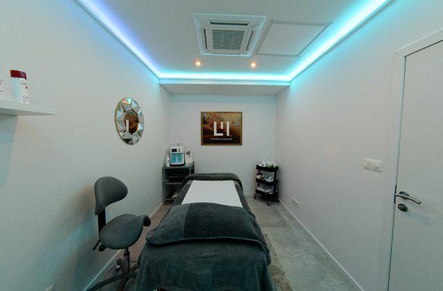 Salon esthétique - cabine 4