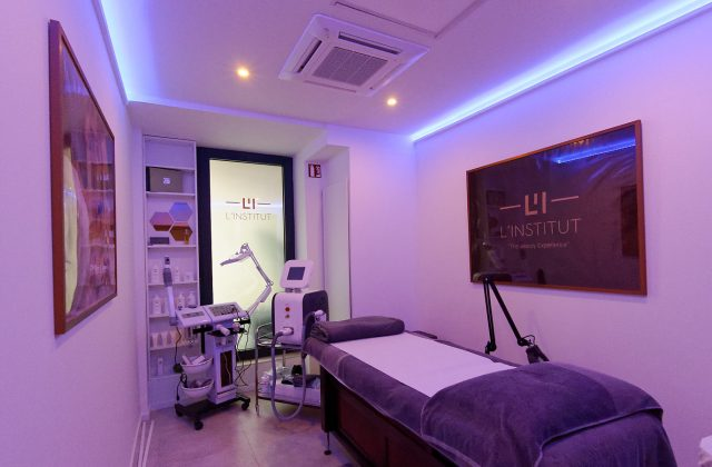 Salon esthétique - cabine 1