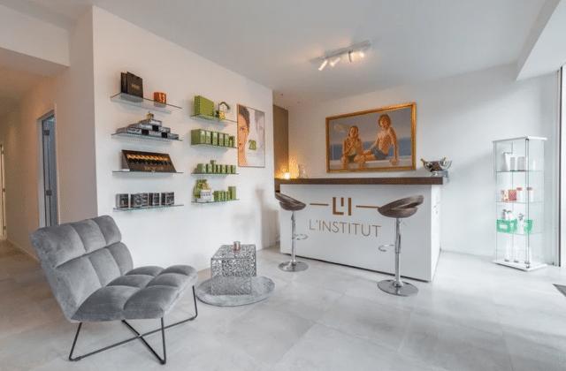 Institut de beauté Bruxelles - accueil